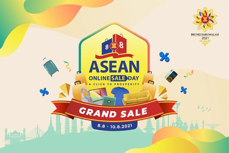 ASEAN Online Sale Day 2021