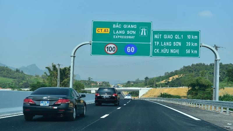 Cao tốc Bắc Giang - Lạng Sơn hơn 12.000 tỷ