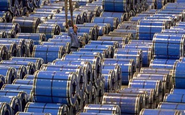 Ngăn chặn hành vi bán phá giá của thép mạ nhập khẩu.