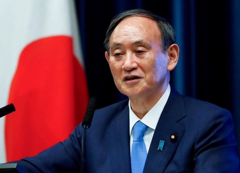 Thủ tướng Nhật Suga Yoshihide - Ảnh: Reuters