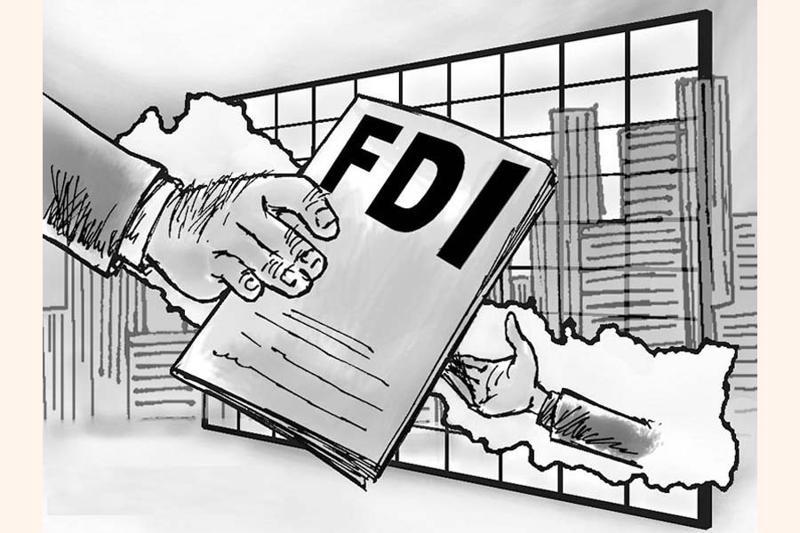 Vốn FDI đăng ký giảm do dịch Covid-19 bùng phát