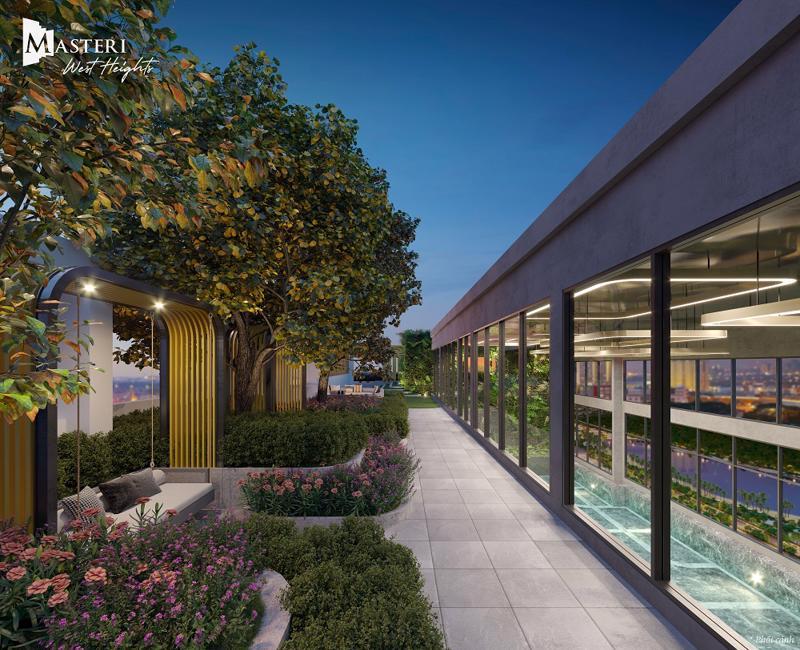 Masteri West Heights mang tới chuẩn mực mới của phong cách sống sang trọng và tinh tế.