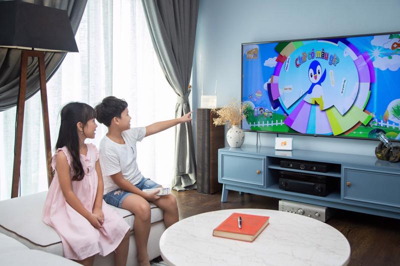 Trong bối cảnh dịch bệnh ngày càng gia tăng, dịch vụ truyền hình MyTV của Tập đoàn VNPT trở thành một trong những giải pháp toàn diện đáp ứng hầu hết những nhu cầu giải trí thiết thực của người Việt.