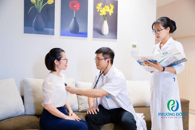 Khám bệnh tại nhà giúp tiết kiệm thời gian chờ đợi, giảm nguy cơ lây nhiễm chéo.