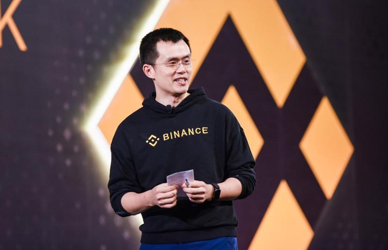 Changpeng Zhao, người sáng lập, CEO của Binance - Ảnh: Getty Images