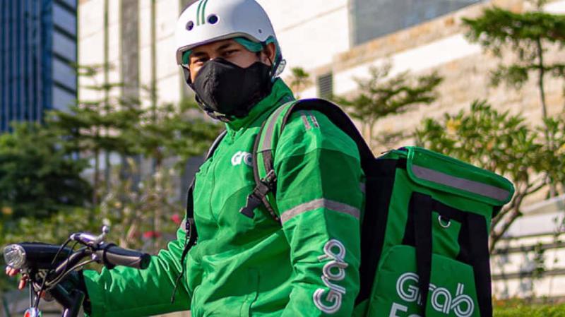Dịch vụ Grab, be dừng toàn bộ hoạt động tại Hà Nội.