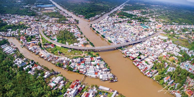 TP. Ngã Bảy, tỉnh Hậu Giang.