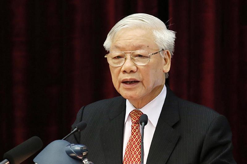 Tổng Bí thư Nguyễn Phú Trọng - Ảnh: VGP