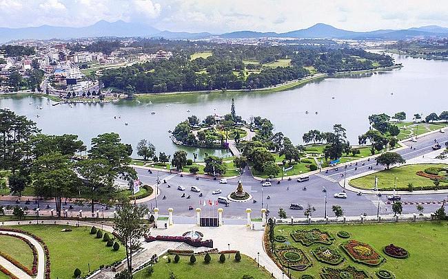 Huyện Đức Trọng, tỉnh Lâm Đồng.