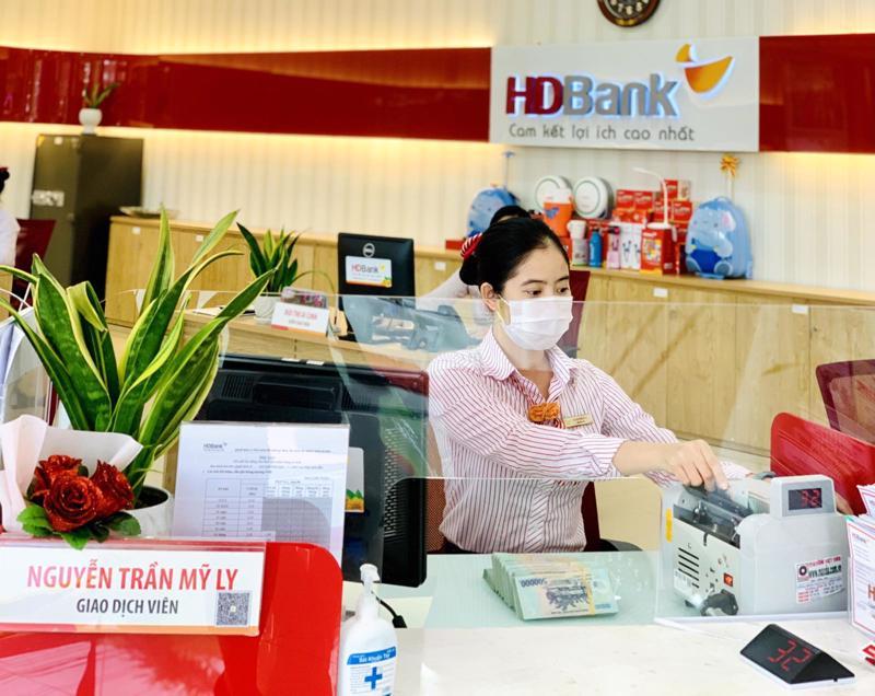 HDBank vừa triển khai chia cổ tức năm 2020 bằng cổ phiếu với tỷ lệ 25% cho cổ đông theo danh sách được chốt tại ngày 27/8/2021.