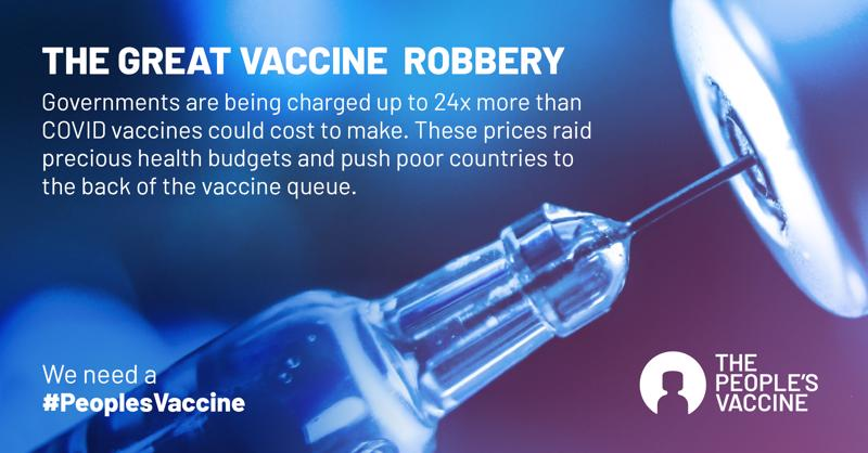 Ai đẩy giá vaccine Covid-19 lên cao?
