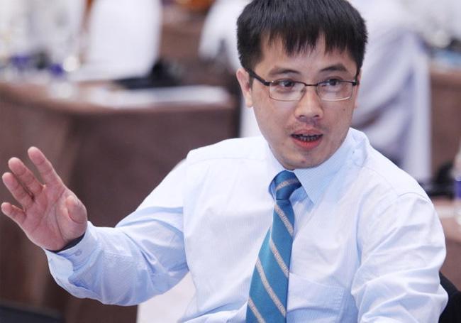 Ông Đậu Anh Tuấn, Trưởng ban pháp chế VCCI.