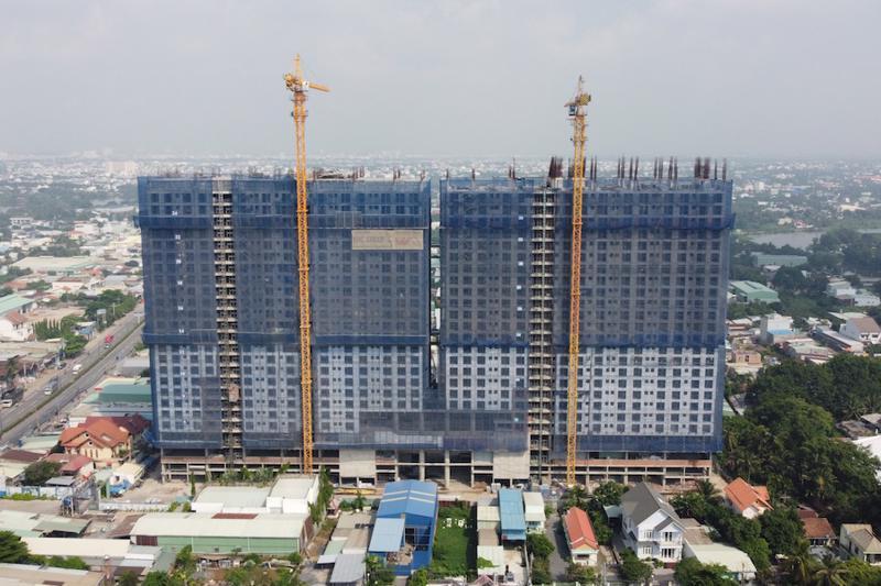 Dự án Roxana, TP. Thuận An, tỉnh Bình Dương.
