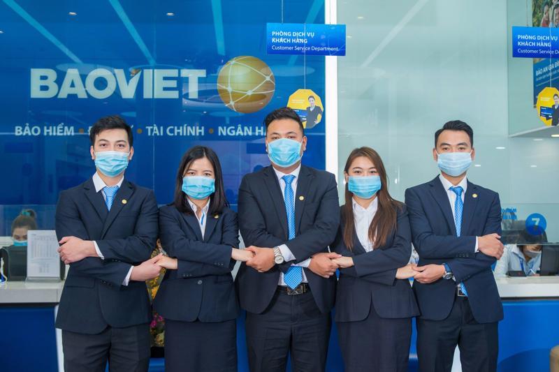 Tổng doanh thu của Bảo Việt nửa đầu năm 2021 vượt 1 tỷ USD.