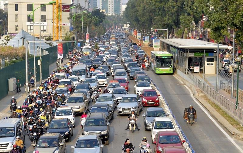 Dự án buýt nhanh BRT sai phạm, lãng phí, gây bức xúc dư luận.