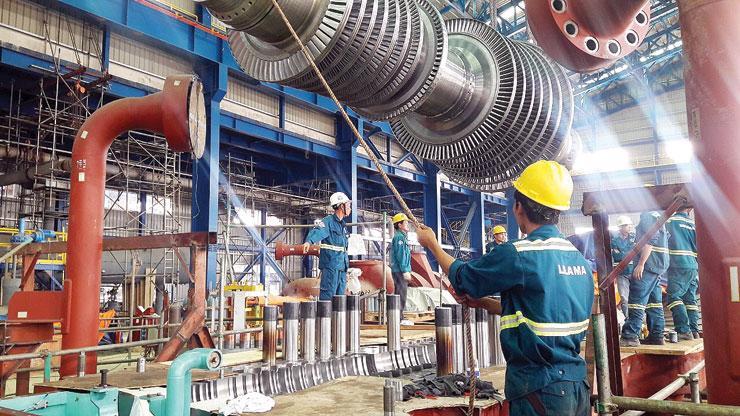 Dồn sức đưa dự án Nhà máy Nhiệt điện Thái Bình 2 về đích.