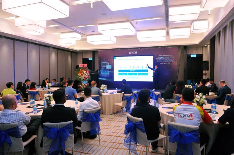 Hợp tác thúc đẩy dịch vụ ngân hàng số tại Việt Nam.