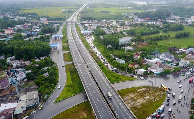 Năm 2025, cơ bản hoàn thành cao tốc Bắc - Nam phía Đông.