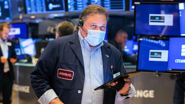 Ảnh minh hoạ - Ảnh: NYSE/CNBC.