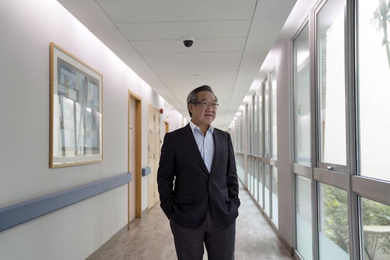 Tỷ phú Singapore Loo Choon Yong - Ảnh: Bloomberg.