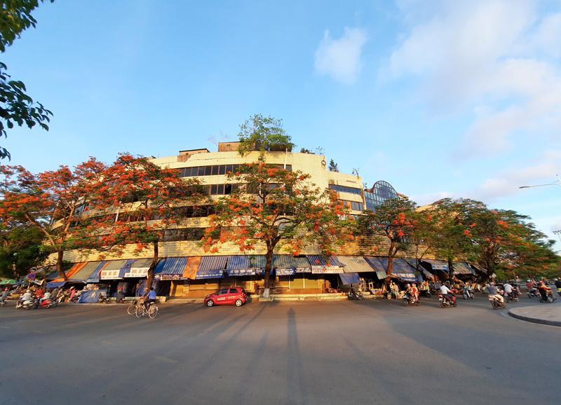 Chợ Sắt tại Hải Phòng