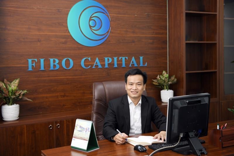 Ông Nguyễn Văn Tuân - Chủ tịch Hội đồng quản trị Công ty Cổ phần Đầu tư Fibo Capital.