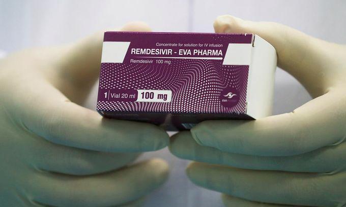 Thuốc Remdesivir - Ảnh: Reuters