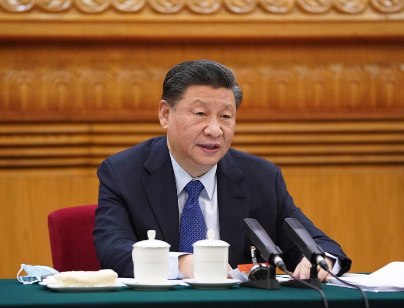 Chủ tịch Trung Quốc Tập Cận Bình - Ảnh: Xinhua