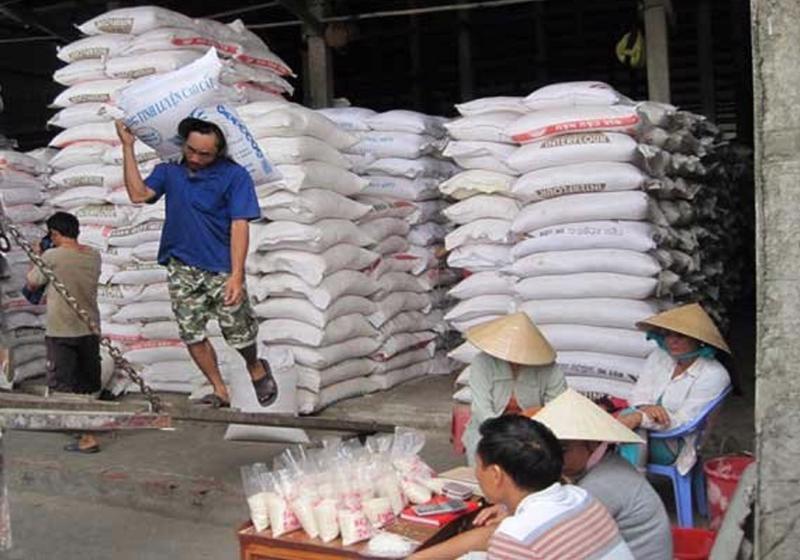 Gạo xuất khẩu của Việt Nam phải cạnh tranh với nhiều đối thủ.