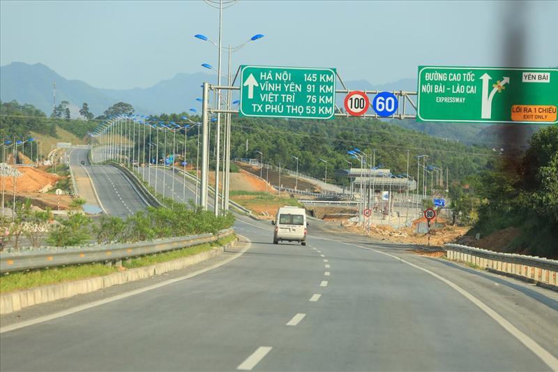 Đề xuất đầu tư hơn 8.700 tỷ đồng nối Hà Giang với cao tốc Nội Bài - Lào Cai giai đoạn 1.