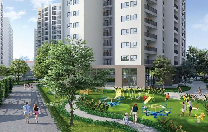 Dự án Đầu tư xây dựng khu nhà ở tại 486 Ngọc Hồi (Hà Nội) của Công ty CP Tổng Bách Hóa có quy mô hơn 2.100 tỷ đồng.