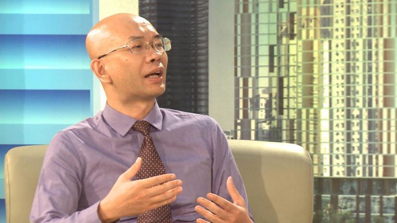 Ông Trần Thanh Hải, Phó cục trưởng Cục Xuất nhập khẩu - Bộ Công Thương.