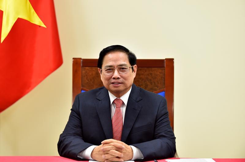 Thủ tướng Phạm Minh Chính - Ảnh: Bộ Ngoại giao