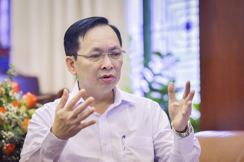 Ông Đào Minh Tú, Phó Thống đốc Ngân hàng Nhà nước Việt Nam