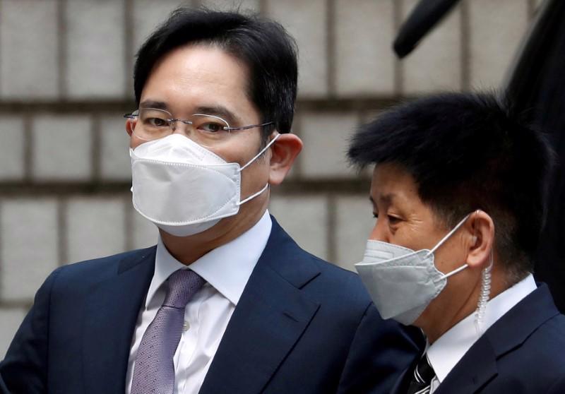 Lee Jae-yong, Phó chủ tịch Samsung - Ảnh: Reuters