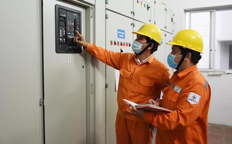Tiêu thụ điện tại khu vực miền Nam giảm mạnh.