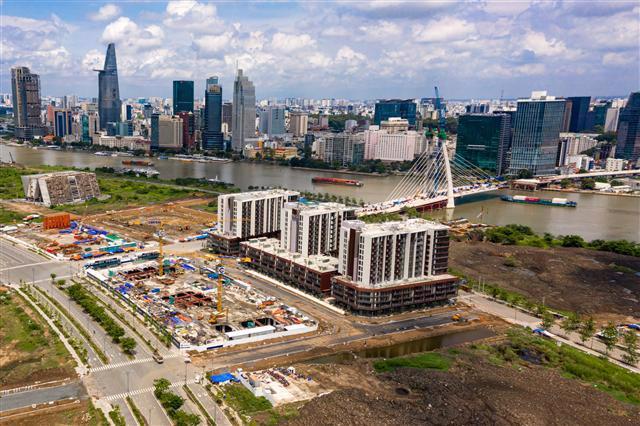 Năm 2020, có 31 dự án nhà ở hình thành trong tương lai đủ điều kiện mở bán tại TP.HCM.