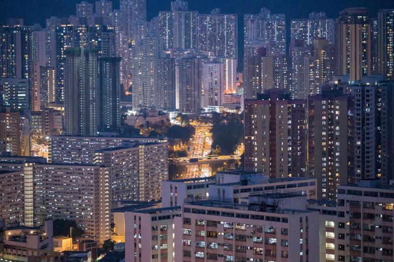 Hồng Kông là đô thị có giá nhà đắt đỏ nhất thế giới - Ảnh: Getty Images