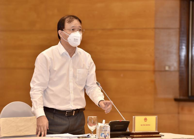 Thứ trưởng Bộ Công Thương Đỗ Thắng Hải - Ảnh: VGP/Nhật Bắc