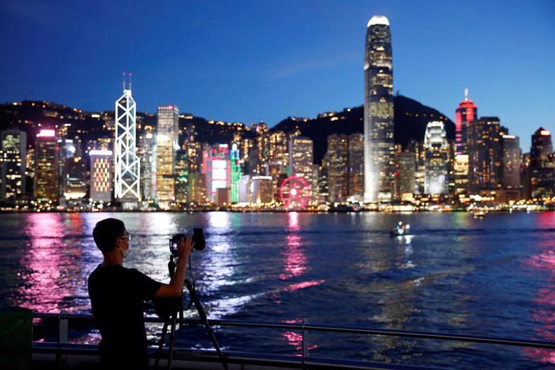 Một góc Hồng Kông - Ảnh: Reuters.