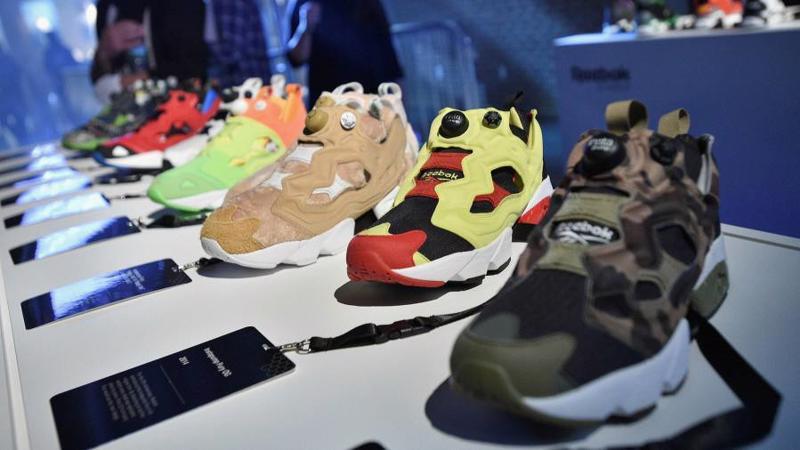Reebok được Adidas mua lại năm 2006 với giá 3,8 tỷ USD - Ảnh: FT