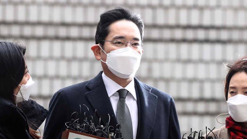 Ông Lee Jae-yong, Phó chủ tịch Samsung Electronics - Ảnh: Reuters