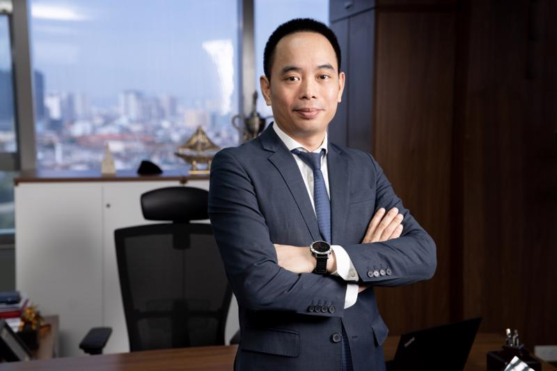 Ông Đỗ Ngọc Quỳnh, Tổng thư ký Hiệp hội Trái phiếu Việt Nam (VBMA)