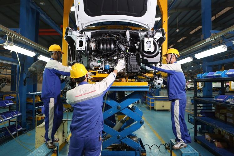 TC Motor kiến nghị tái áp dụng giảm 50% lệ phí trước bạ ô tô sản xuất, lắp ráp trong nước.