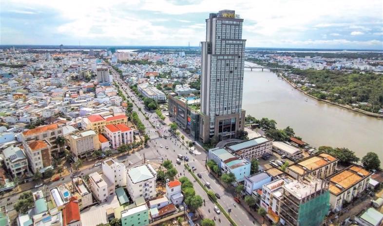 Địa bàn quận Ninh Kiều, TP. Cần Thơ.