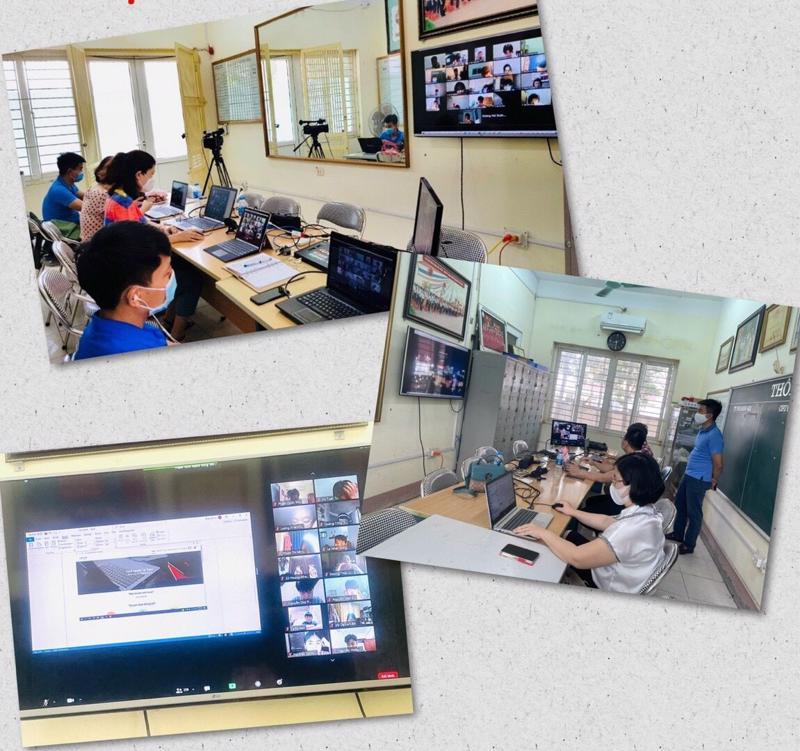 Nền tảng giáo dục trực tuyến MobiEdu Platform đoạt giải Vàng (Gold Stevie Winner) tại hạng mục Giải pháp quản lý học tập.