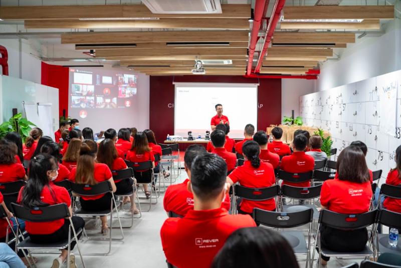 Rever là công ty công nghệ Việt Nam trong lĩnh vực môi giới bất động sản (proptech)