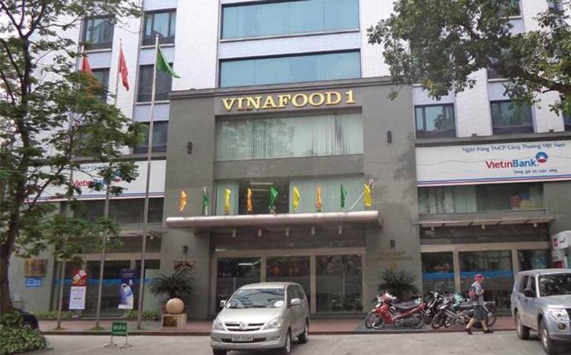 """Vinafood 1 được giao làm """"đầu tàu"""" tiêu thụ lúa gao cho nông dân."""