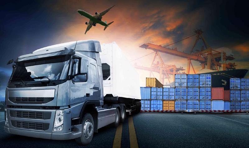 Tăng trưởng xuất nhập khẩu có phần chậm lại do ảnh hưởng từ dịch Covid-19.