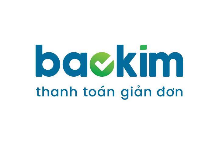 Logo có điểm nhấn là dấu tích xanh bên trong khối cầu mang ý nghĩa cam kết và linh hoạt của Baokim. Nguồn: Baokim.